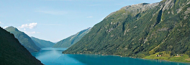 Sommer 2019 - Mein Schiff 3 Norwegen mit Geirangerfjord & Schottland inkl. Frühbucher-Ermäßigung