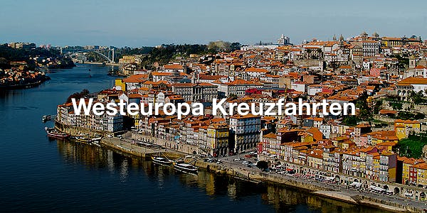 Westeuropa Kreuzfahrten