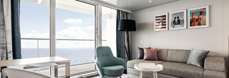Suiten Special Sommer 2020 - Mein Schiff 6 - Ostsee mit St. Petersburg II
