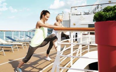 Themenreise Fitness trifft Yoga