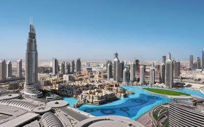 Dubai, Katar & Abu Dhabi