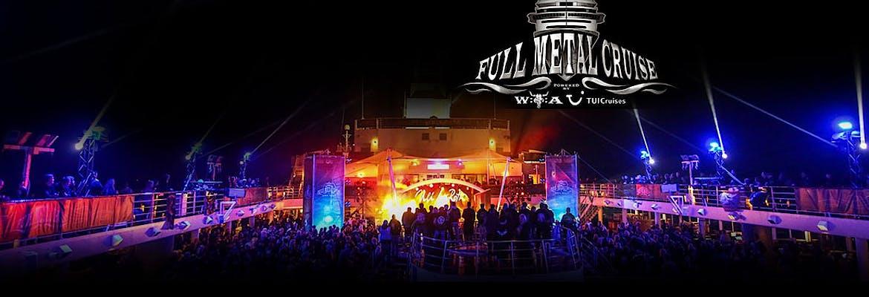 Mein Schiff 6 Eventreise - Full Metal Cruise VIII