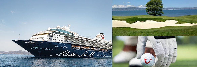 Mein Schiff 2 Golfreise - Mittelmeer mit Kanaren