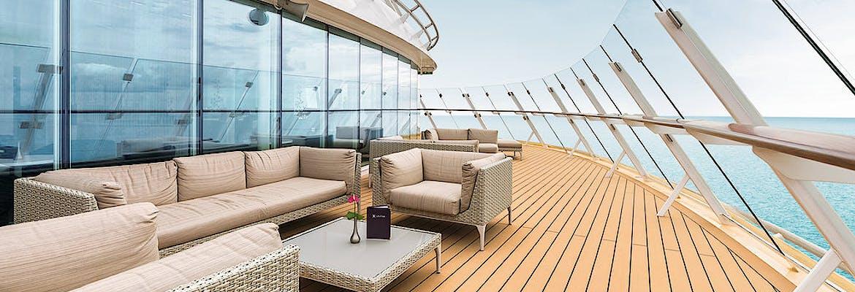 Sommer 2018 - Mein Schiff 4 Hamburg bis Mallorca