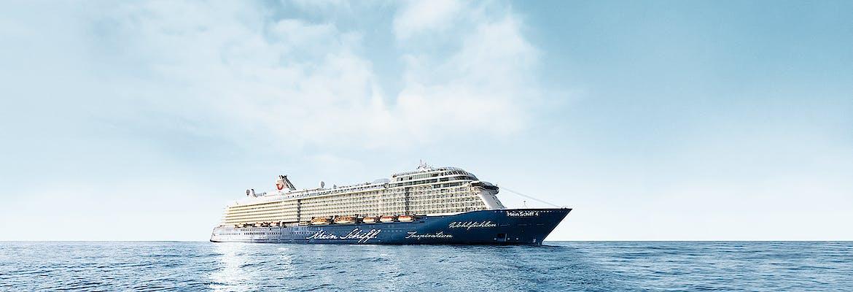 Suiten Special Winter 2019/20 - Mein Schiff 4 - Mittelmeer mit Andalusien