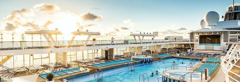 Transreise 2022 - Mein Schiff 1 oder Mein Schiff 2 - Barbados bis Mallorca