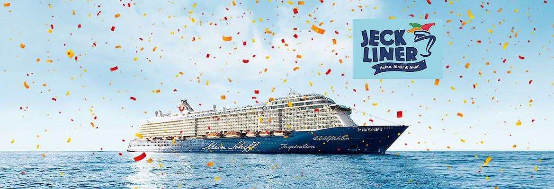 Mein Schiff 4 Eventreise -  Jeckliner 2