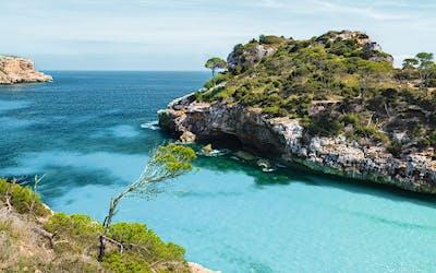 Mittelmeer mit Kanaren