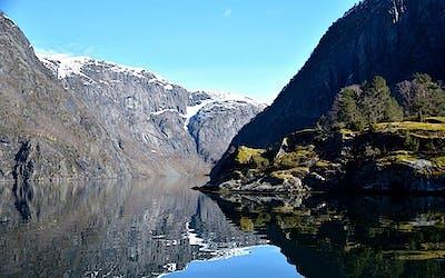 Norwegen mit Olden