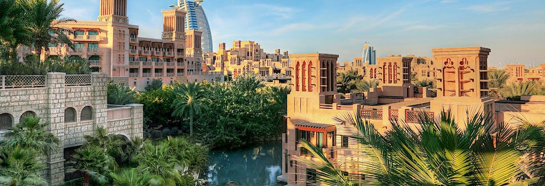 Mein Schiff 1 - Östliches Mittelmeer trifft Dubai inkl. Flug