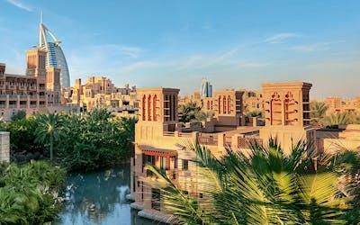 Mittelmeer trifft Dubai