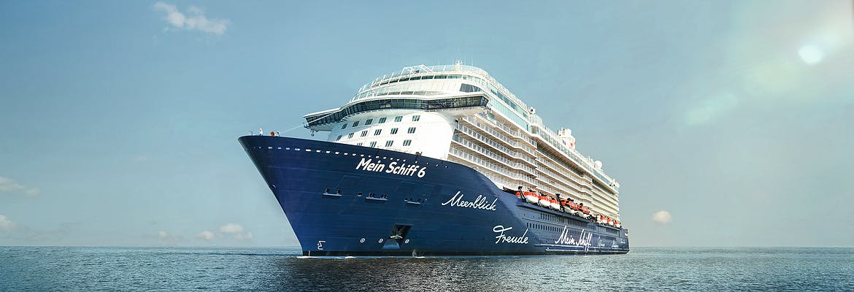 Sommer 2020 - Mein Schiff 6 - Kurzreise mit Kopenhagen inkl. Frühbucher-Ermäßigung