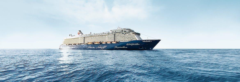 Mein Schiff 4 - Dubai mit Indien Winter 2018/2019