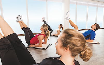 Flying Pilates Reise