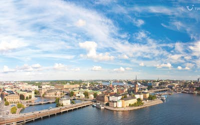 Kurzreise mit Tallinn & Stockholm