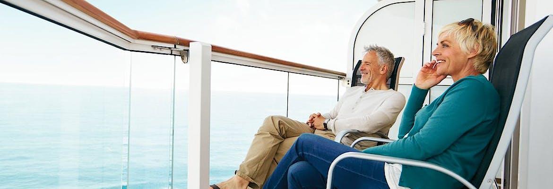 Last Minute: Auszeit! - Mein Schiff 2 - Mittelmeer mit Salerno oder Ibiza inkl. Flug