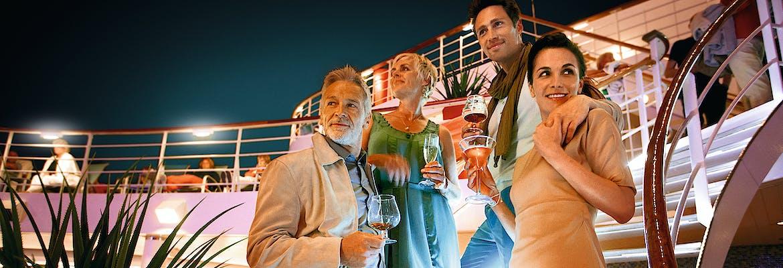 Event-Kreuzfahrten mit Mein Schiff