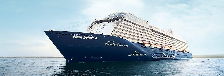 Kreuzfahrten mit der Mein Schiff 4