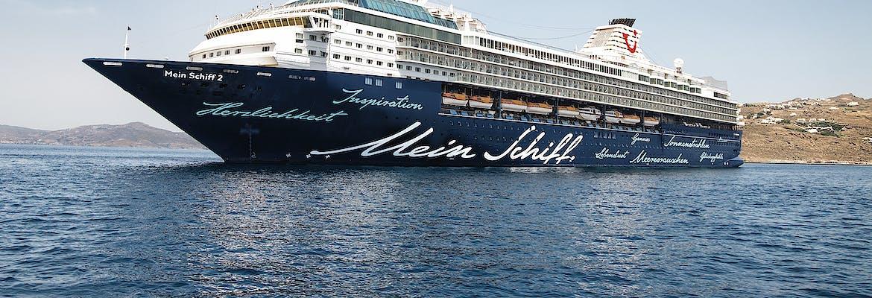 Mein Schiff 2 - Valletta bis Triest mit Dubrovnik