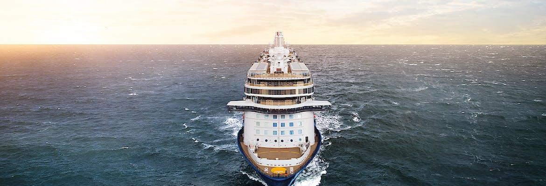 Transreise 2022 - Mein Schiff 5 - Singapur bis Dubai