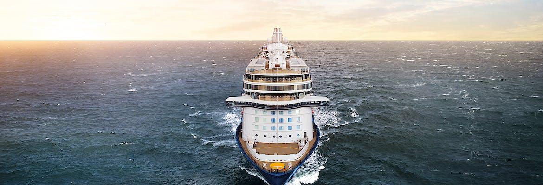 Transreise 2022 - Mein Schiff 5 - Singapur bis Dubai inkl. Frühbucher-Ermäßigung