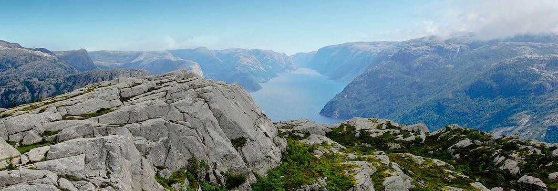 Suiten Special Sommer 2019 - Norwegen mit Bergen II