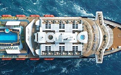Neue Mein Schiff 2 - Taufreise