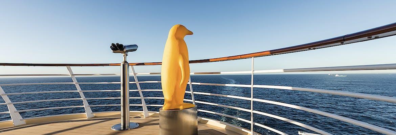 Neue Reisen Sommer 2022 - Mein Schiff 4