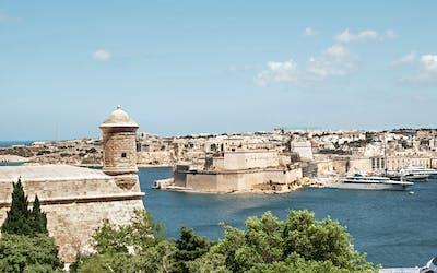 Mittelmeer mit Italien & Griechenland