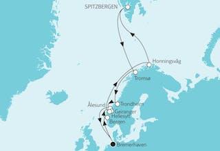 Norwegen Spitzbergen II