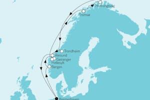 Norwegen Nordkap II