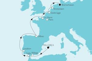 Mallorca bis Bremerhaven III