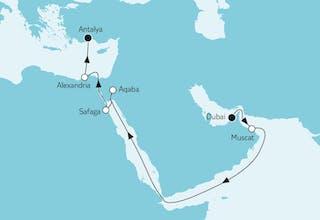 Dubai trifft Antalya II