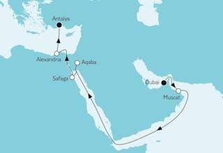 Dubai trifft Antalya I