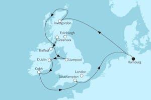 Großbritannien ab Hamburg II
