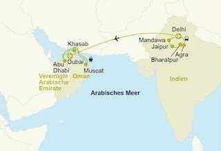 Indien & Mittlerer Osten