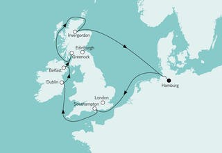 Großbritannien ab Hamburg I