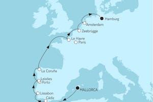 Mallorca bis Hamburg III