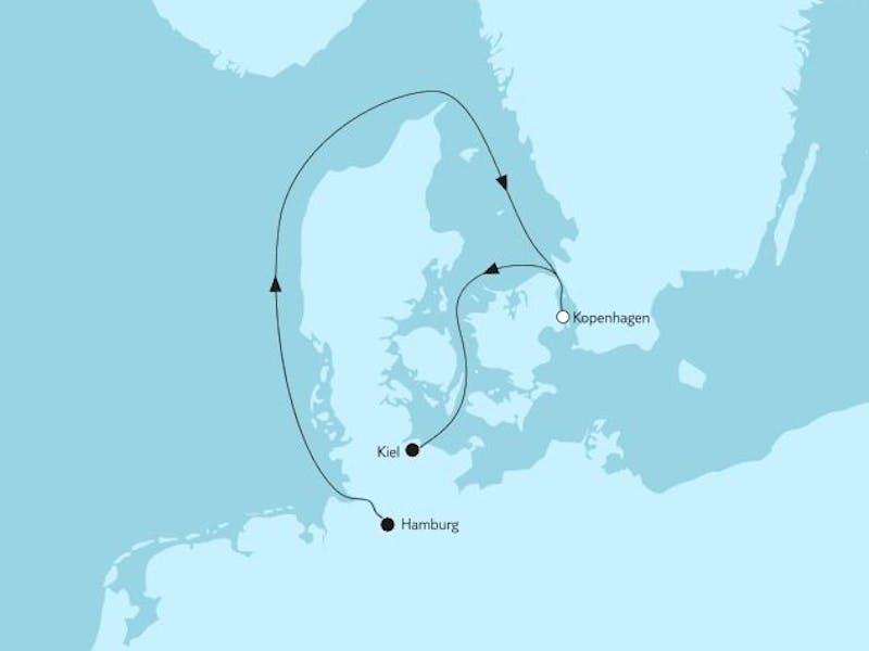 Kurzreise mit Kopenhagen I