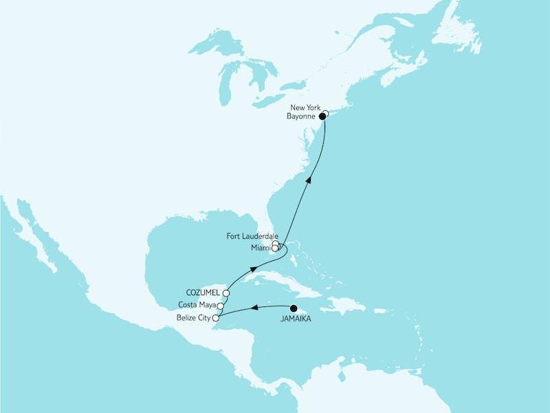 Jamaika Bis New York