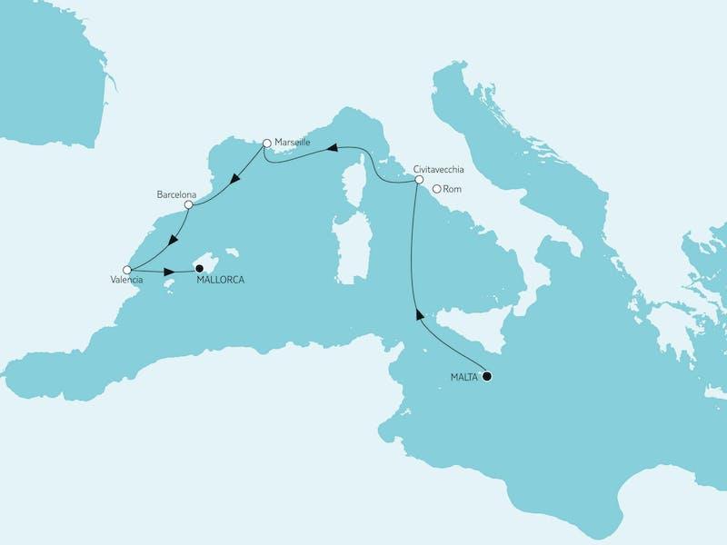 Malta Bis Mallorca I