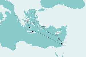 Griechenland mit Zypern I