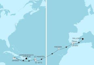 Dominikanische Republik bis Mallorca I