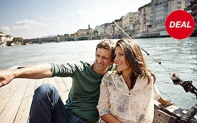Exklusiv: Kurz-Kreuzfahrt Romantik