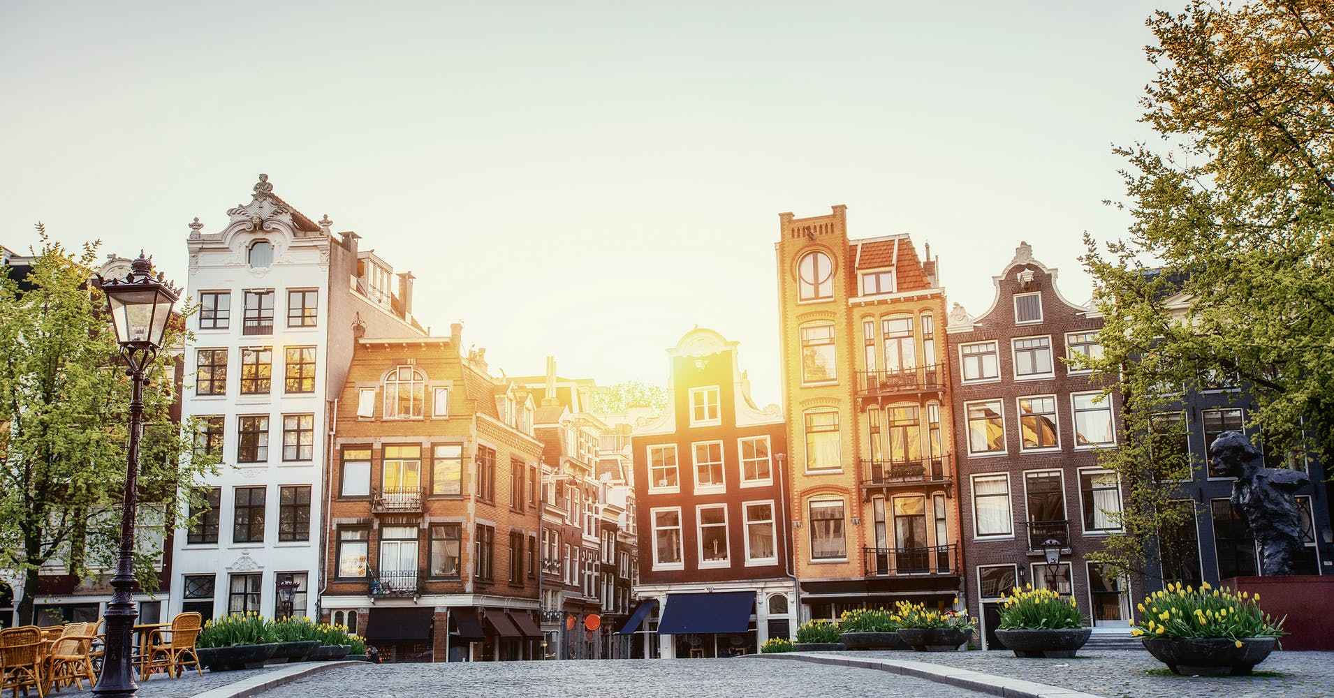 Amsterdam Erlebnis