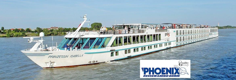 MS Prinzessin Isabella - Donau 2021 - Bezaubernde Donau