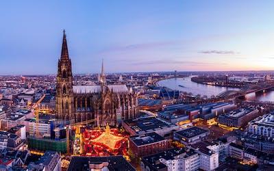 Rhein Weihnachtszauber