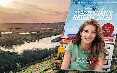 A-ROSA Flussreisen-Katalog 2020