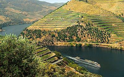 Stornokabine: Douro Erlebnis