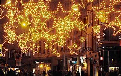 Rhein Weihnachten Süd